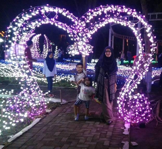 Tiket Masuk Taman Pelangi Jogja Tour Yogyakarta